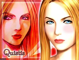 Quistis Trepe Red by LoveLoki