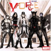 X-Force Yardbirds by uwedewitt