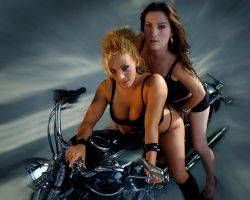 Biker Girls 2 by chunydia