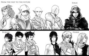 DA From the past to the future by Purple-Meow