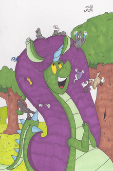 Unidragon Promarkers May 2017 by qwertypictures