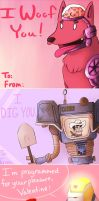 Silly New Vegas Valentines by ShadowKnightSociety