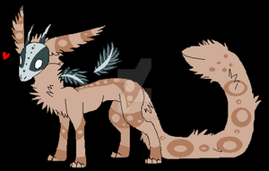 .:Masked creature adoptable1 Closed:. by Beyond-limit