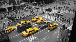 Yellow Cab by Mrsgoldlocks