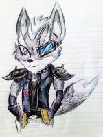 Star Wolfie by GRAMOTOONS