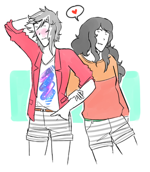 Same Shorts by berries1026