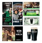 Guinness adverts by ferdster66