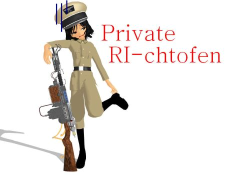 Private Nurse RI-chtofen by RiSama