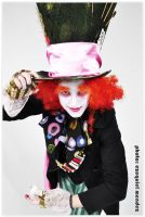 MAD HATTER 1 by EzeMendez