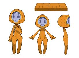 Nemo by Lysol-Jones