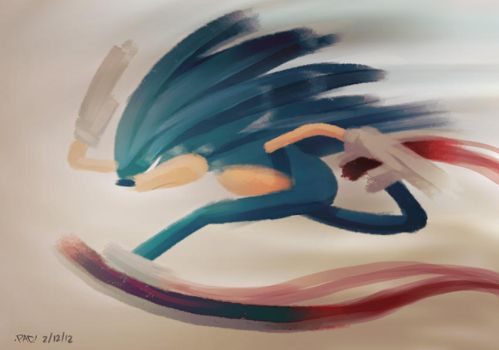 Sonic by pacman23