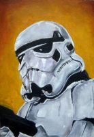 Stormtrooper by Labancz