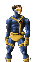90's Cyclops by Claret821021