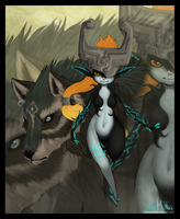 Twilight Princess by theHackt