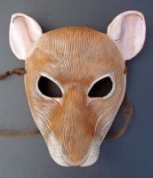 Norway Rat Mask by merimask