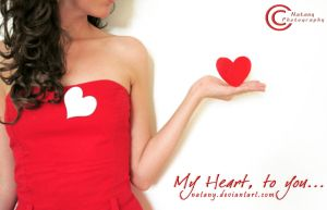My Heart, to you by Natany