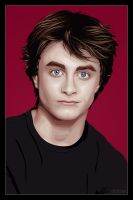 Daniel Radcliffe -vectorized- by xluluhimex