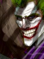 the joker by thenota