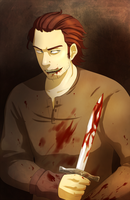 Candlelight kill by Mafer