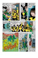 X-Men Color Flats Page 1 by Stungeon