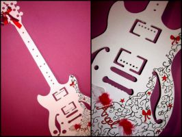 My style guitar by thaismonfre