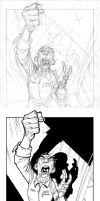 Invincible 48 panel 1 by RyanOttley