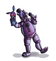 Funtime Freddy by Rile-Reptile