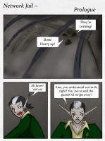 Network Jail: Prologue_pg1 by Dragoniangirl