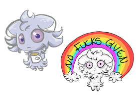 Day 195: Espurr by thecoffeeanon