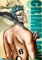 .::GRIMMJOW::. by McJay1994