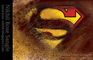 DEATH OF SUPERMAN by Nik-Hill