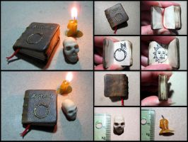 Alchemy Book by Maylar