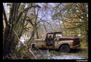 Rust in Peace by atengphotography