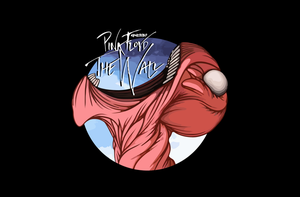 Pink Floyd - The Wall by elclon