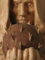 My Need My Burden -detail by asantell