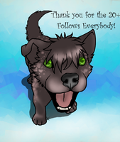 Thank You~! by DeadWolfGirl93