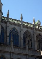 Denver Cathedral 4 by Falln-Stock
