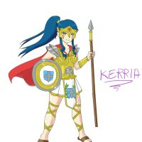 Kerria by RichardGrimm