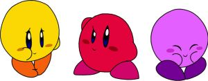 Kirby 30 Day Challenge: Day 9 by LunarHalo24