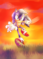 .:Sonic:. by Sancosity