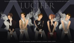 Lucifer Contest Entry by MRaquel