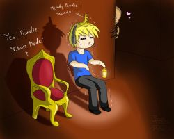 Pewdie - Chair Mode by daFlique
