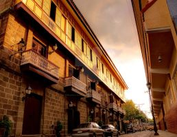 Intramuros afternoons by you-fell-for-a-witch