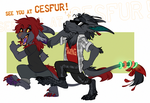 SEE YA AT CESFUR! by LiLaiRa