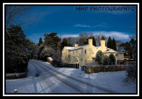 Old Vicarage by 001mark