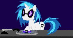 The Ultimate DJ by Canine-Cadet