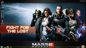 Mass Effect 2 Theme by iDR3AM