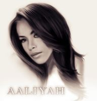 Aaliyah by DeeMo247