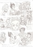 Constant Bickering and DENIAL by VEGETApsycho