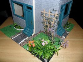Dollhouse Garden Done by kayanah